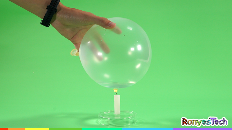 How to Heat a Balloon Without Popping it