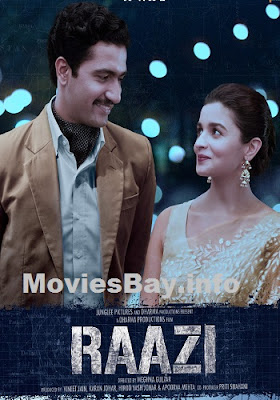Raazi Full BluRay 720p Movie Download in 720p HD