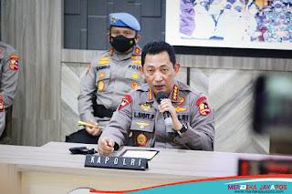 Pasca Bom Bunuh Diri, Densus 88 Polri Amankan 13 Terduga Teroris dan 5 Bom Aktif