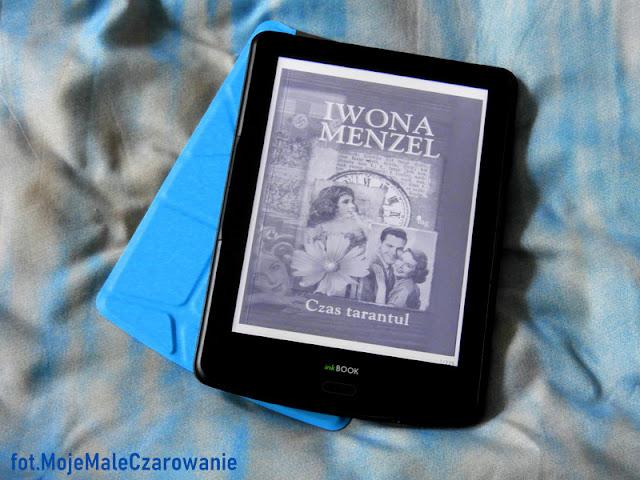"""""""Czas tarantul"""" Iwona Menzel recenzja książki - CZYTAJ DALEJ"""