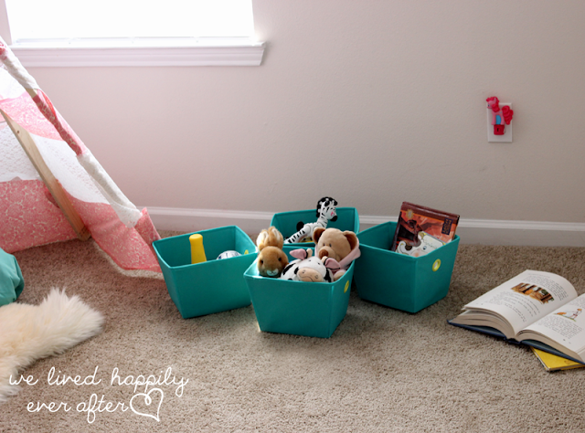 We Lived Happily Ever After 55 Little Girl Playroom Reveal