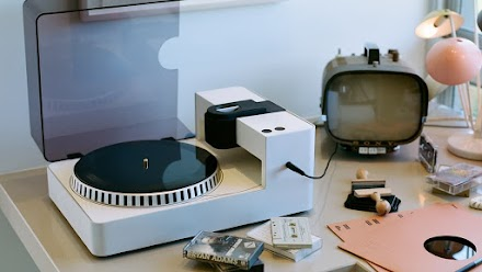 PHONOCUT. HOME VINYL RECORDER | Schallplatten selber aufnehmen, leicht gemacht