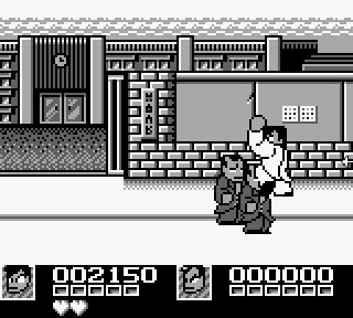 【GameBoy】熱血硬派:番外亂鬥篇中文+無敵版,無可取代的童年回憶!