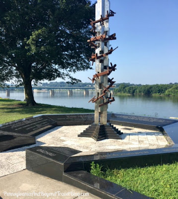 The Holocaust Memorial for the Commonwealth of Pennsylvania