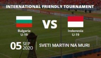 Timnas Indonesia U-19 vs Bulgaria, David Maulana: Kami Akan Dapat Pengalaman