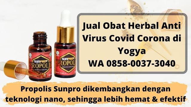 Jual Obat Herbal Anti Virus Covid Corona di Yogya WA 0858-0037-3040