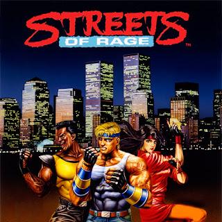 Portada videojuego Streets of Rage