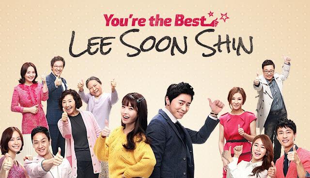 Lee Doo Shin Là Tuyệt Nhất - The Best Lee Soon Shin (2013)