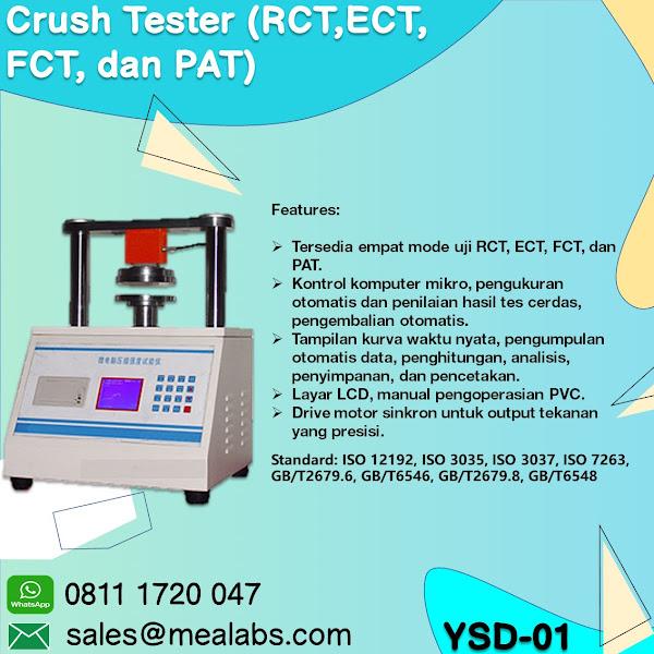 YSD-01 Crush Tester