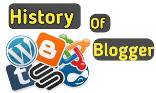 blogger full details