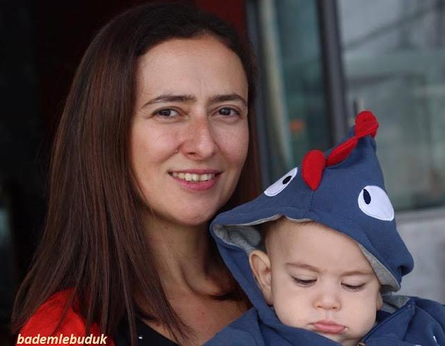 blogger anne, iki çocuklu anne
