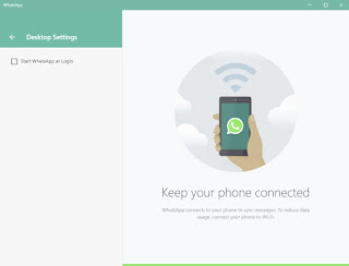 Cara pake whatsapp di komputer