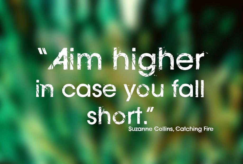 Aim Higher Quotes. QuotesGram