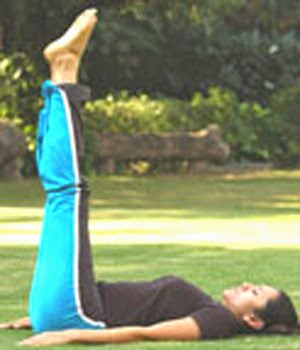 my yoga asanas