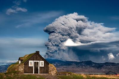 Dampak Letusan Gunung Api Bersifat Lokal dan Global