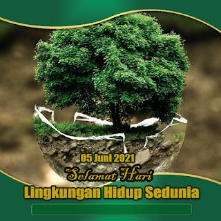 poster ucapan selamat hari lingkungan hidup sedunia png hd- kanalmu
