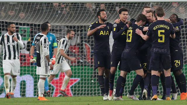 Champions League Last 16, Tottenham vs Juventus & Man City vs  Basel, Match Predictions.