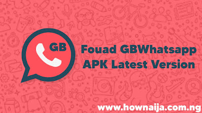 Fouad GBWhatsApp APK 8.95 Latest Version Free Download [UPDATED]