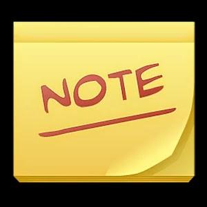 تطبيق الملاحظات - المفكر للاندرويد ColorNote Notepad Notes for android