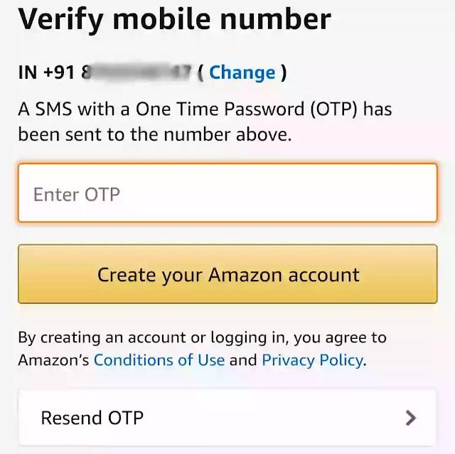Amazon account kaise banate hai,Amazon account Kaise kholte