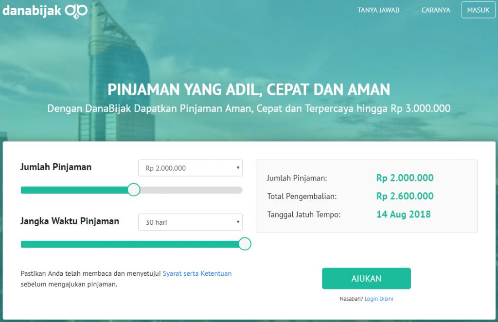Pinjaman 5 Menit Pinjaman Online 5 Menit Cair