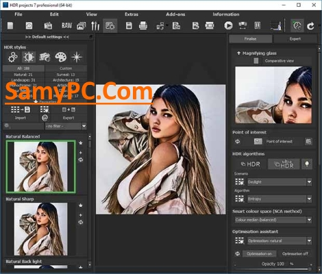 Franzis HDR Projects 7 Professional Free Download Full Version