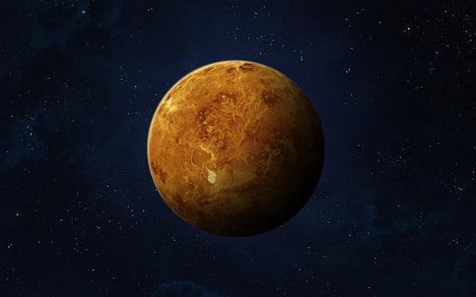 Wow! Ilmuan Temukan Tanda Kehidupan Di Planet Venus
