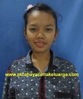 Fatimah pembantu tangerang | TLP/WA +6281.7788.115 LPK Cinta Keluarga DKI Jakarta penyedia penyalur pembantu tangerang art prt pekerja asisten pembantu rumah tangga