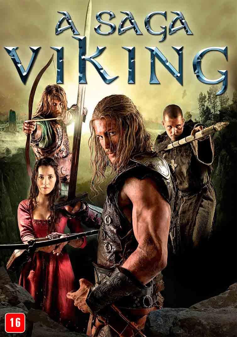 A Saga Viking Torrent – Blu-ray Rip 720p Dual Áudio (2015)