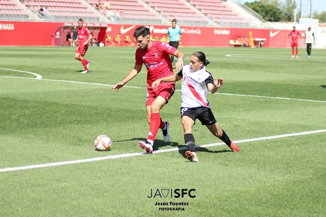 fotos Sevilla Atlético - Alcoyano