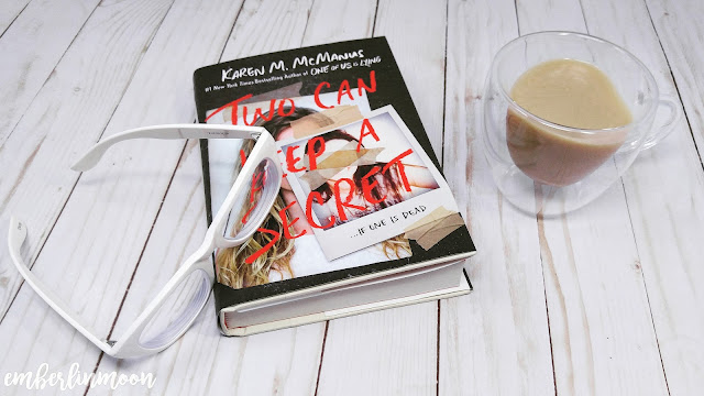 Book of the Month: Two Can Keep a Secret by Karen M. McManus