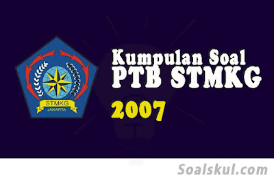 download soal ptb stmkg 2007