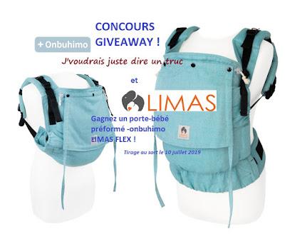limas flex giveaway concours juste1truc facebook instagram