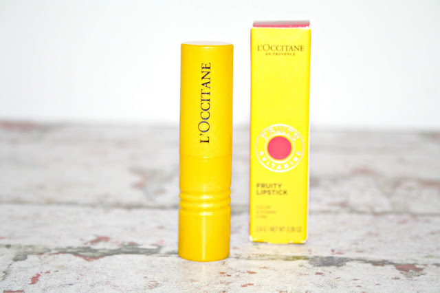 L'Occitane Fruity Lipstick