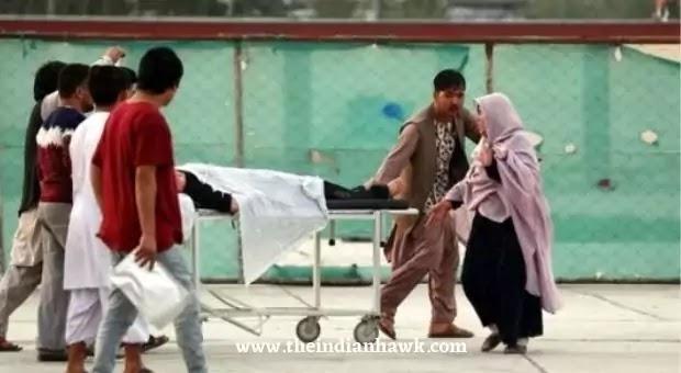 Bomb Targeting Afghan School in Kabul Kills at Least 30, Injures Dozens