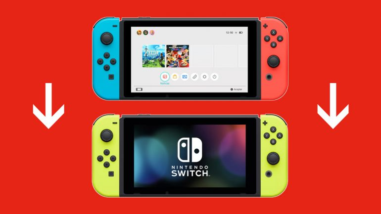 It is possible to transfer user data and save on Nintendo Switch.