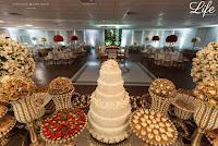 casamento organizado por life eventos especiais com cerimônia na igreja nossa senhora das dores e festa de casamento na sogipa em porto alegre