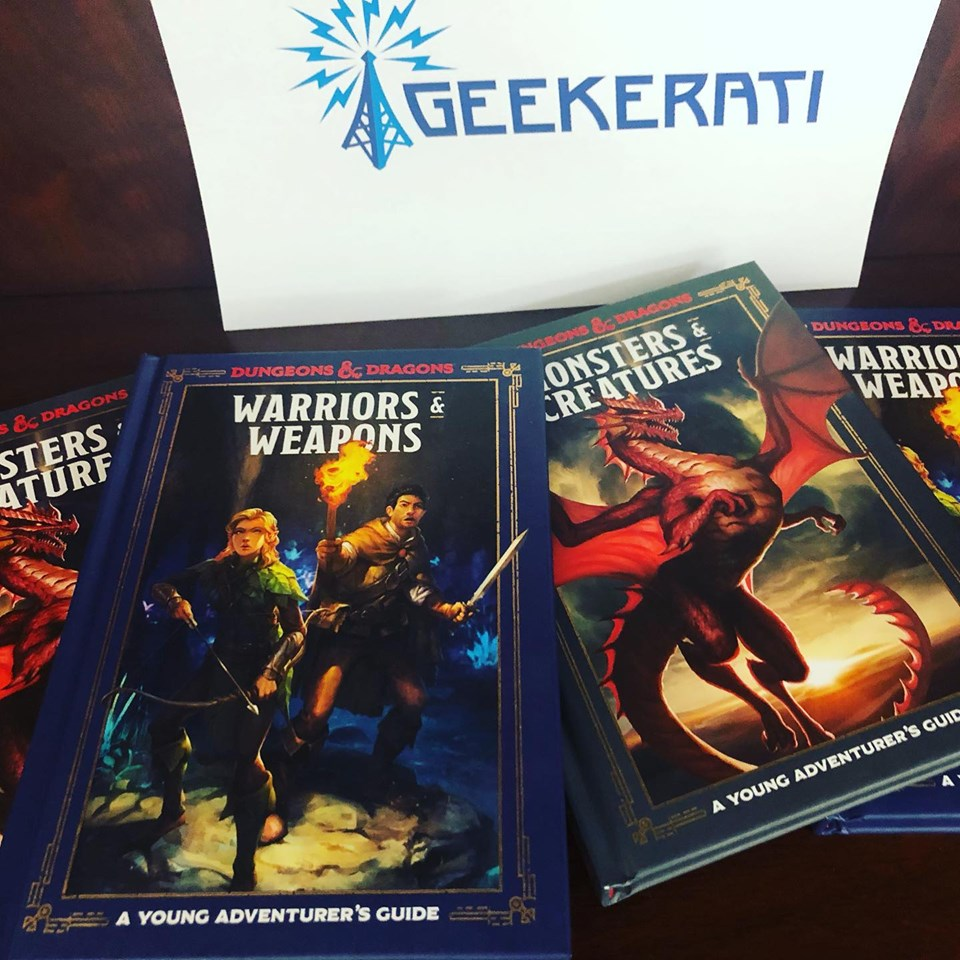 Geekerati: Do D&D's New Young Adventurer's Guides have