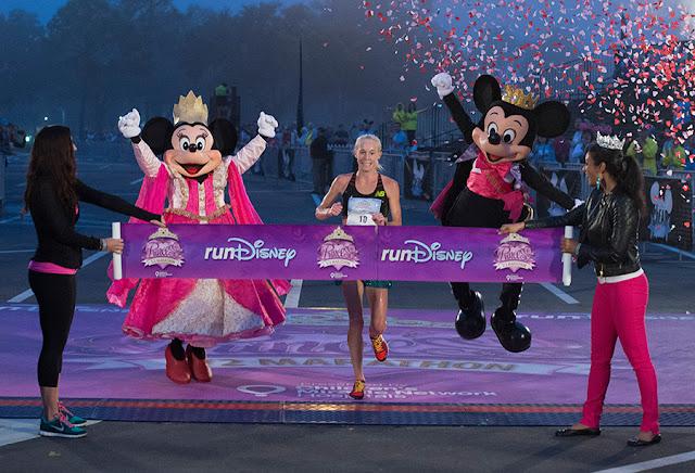 Disney Princess Half Marathon (5km, 10 km, 21 km)