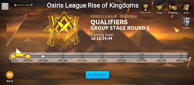 osiris league rise of kingdoms