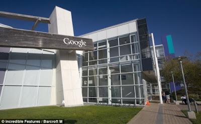 Kantor Pusat Google - Sekitar Dunia Unik