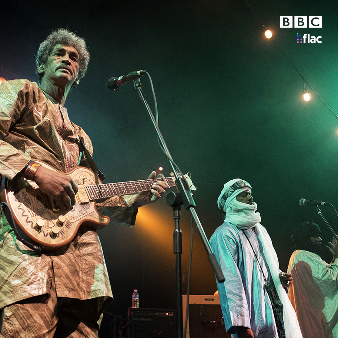 100 greatest bootlegs: TINARIWEN - The Invisible Wind Factory
