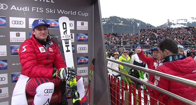 Matthias Mayer Is the New King of Kitzbühel