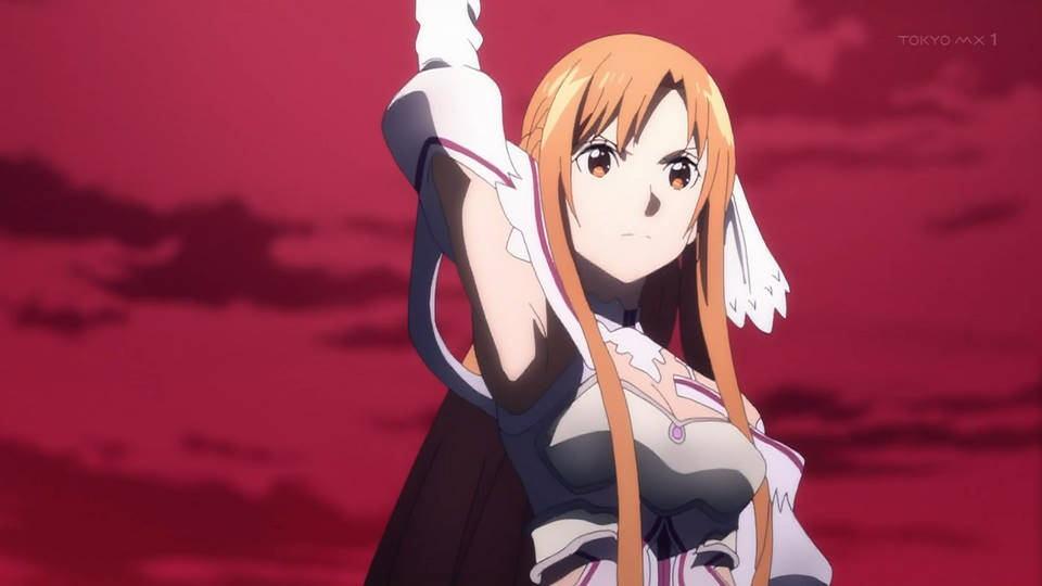 Sword Art Online: Alicization - War of Underworld - Episode 12