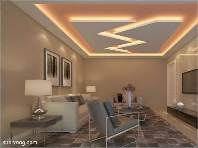 ديكورات اسقف جبس بسيطة 2020 13   Simple gypsum ceiling decor 2020 13