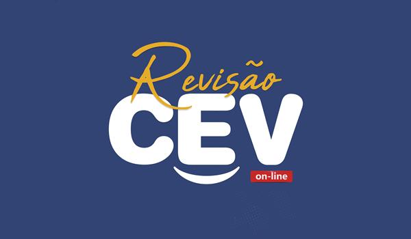 Questões Revisão ENEM CEV (1º Dia) com Gabarito e Resolução