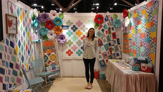 Slice of Pi Quilts meets Allison Harris of Cluck Cluck Sew
