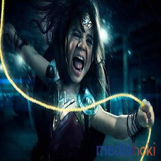 Butuh Dana Sampai Rp.19 Juta Agar Mendapatkan Foto Sempurna Sang Anak Menjadi Wonder Woman.