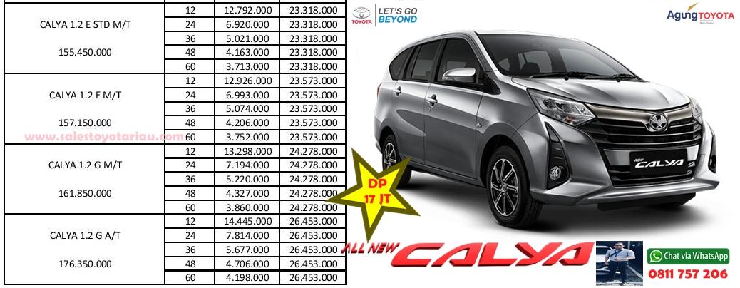 promo mobil calya