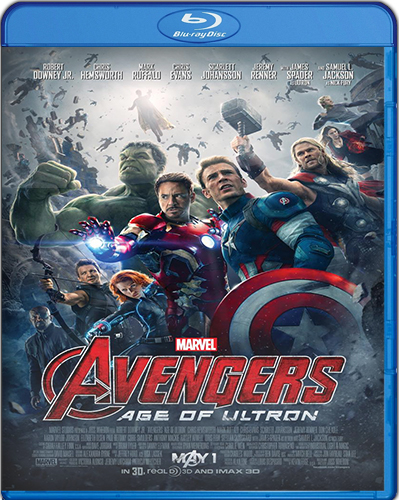 The Avengers: Age of Ultron [2015] [BDRip] [1080p] [Latino]